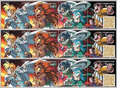 Boutique de vente de timbres en ligne